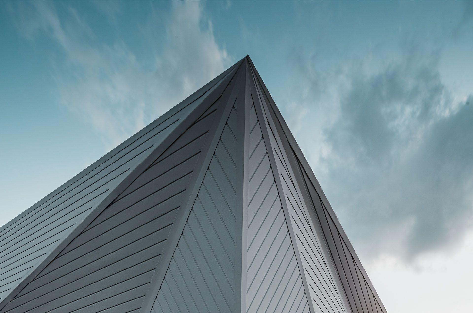 Fémlemezfedések az építészetben – PREFA 2020